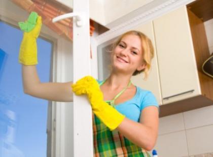Jak skutecznie myć okna?