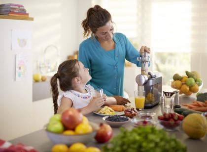 Jak spożywać więcej warzyw i owoców?