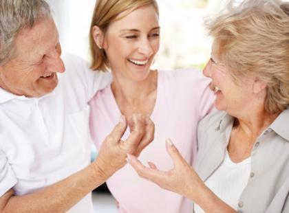 Jak stać się dobrą babcią i dobrym dziadkiem?