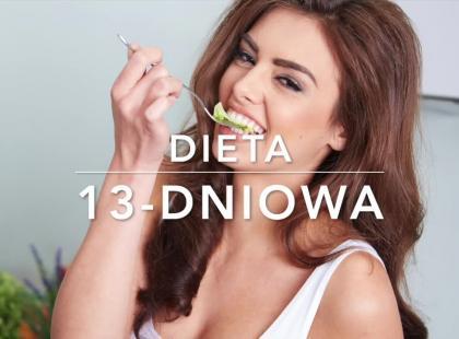 Jak stosować dietę 13-dniową?