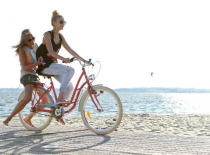 Jak transportować rower?
