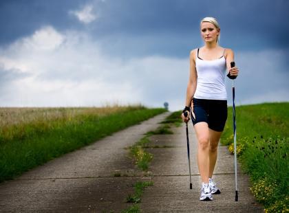 Jak trenować nordic walking? - rozmowa z instruktorem nordic walking
