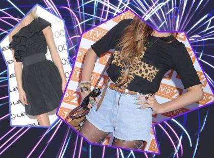 Jak ubierzesz się na sylwestra 2010