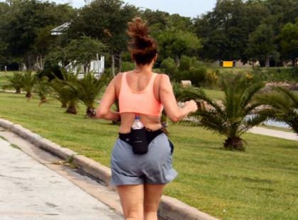 Jak ubrać się na trening w gorące dni
