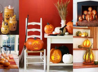 Jak udekorować dom na Halloween?