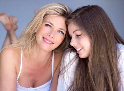 Jak ułożyć sobie relacje z mamą?