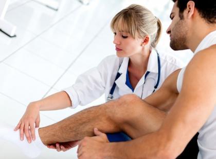 Jak unikać urazów podczas ćwiczeń?