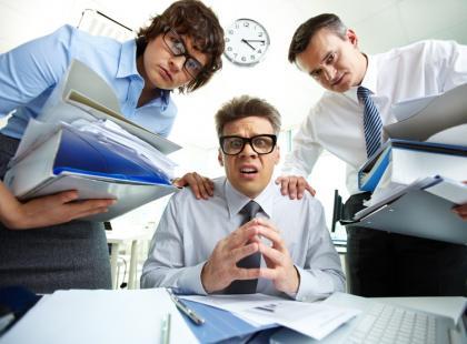 Jak uniknąć frustracji w pracy?