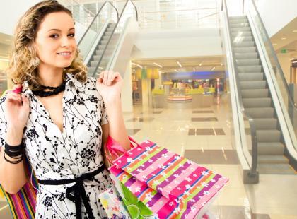Jak uniknąć kłótni z mężczyzną podczas zakupów?