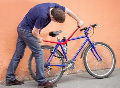 Jak uniknąć kradzieży roweru? [wywiad]