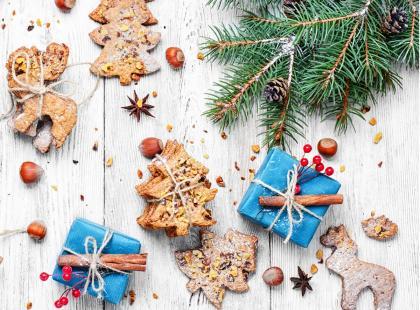 Jak uniknąć świątecznego przejedzenia?