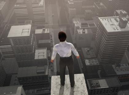 Jak uratować samobójcę, który chce skoczyć?