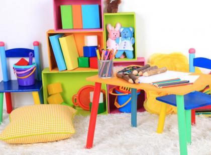 Jak urządzić kącik do zabaw dla dziecka?