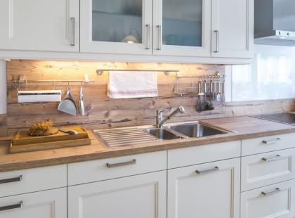 Jak urządzić kuchnię? Poznaj najnowsze trendy!