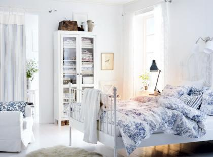 Jak urządzić sypialnię w romantycznym stylu