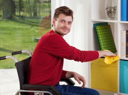 Jak urządzić wnętrze przyjazne niepełnosprawnym?