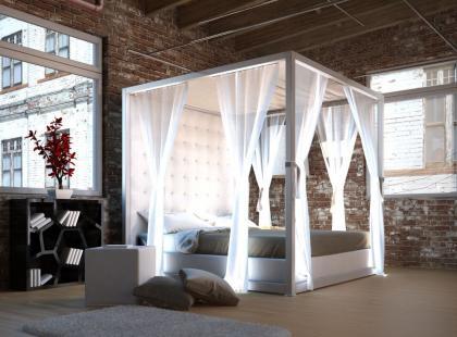 Jak urządzić wygodną sypialnię - 5 zasad