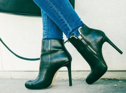 Jak usunąćsól z butów?