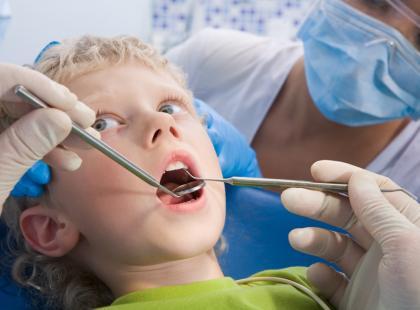 Jak walczyć z dentofobią u dziecka? (galeria)