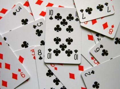 Jak wróżyć z kart - magiczny kwadrat