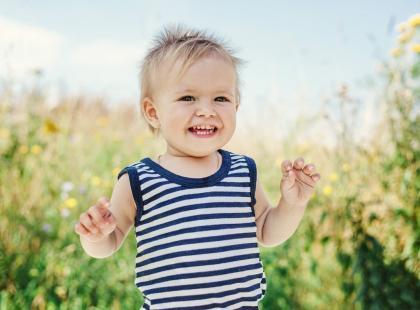 Jak wspierać rozwój dziecka po 1. roku życia poprzez dietę?
