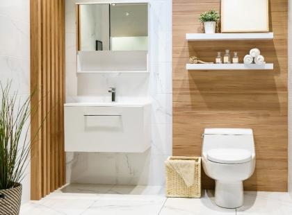 Jak wybierać meble do łazienki na wiele lat?