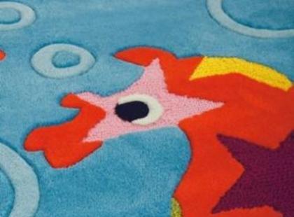 Jak wybrać dywan dobry dla dziecka?