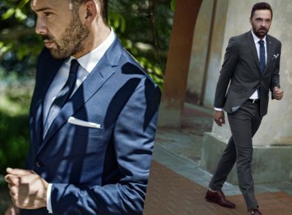 Jak wybrać garnitur?