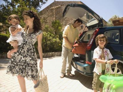 Jak wybrać miejsce na urlop z dzieckiem