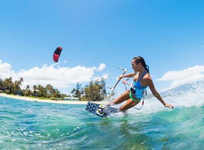 Jak wybrać trapez,  linki i drążek sterujący do kitesurfingu?