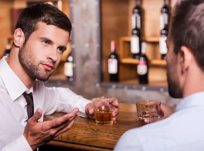 Jak wybrać whisky na randkę? Sprawdź jego typ osobowości!