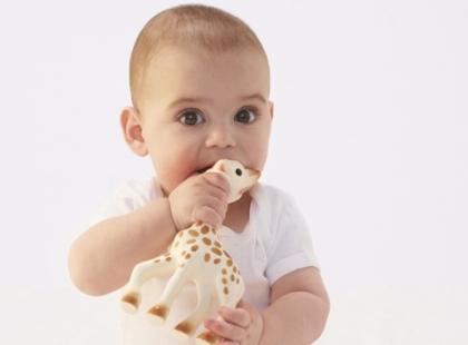 Jak wybrać zabawkę dla niemowlaka?