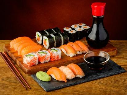 Jak wybrać zdrowe sushi?
