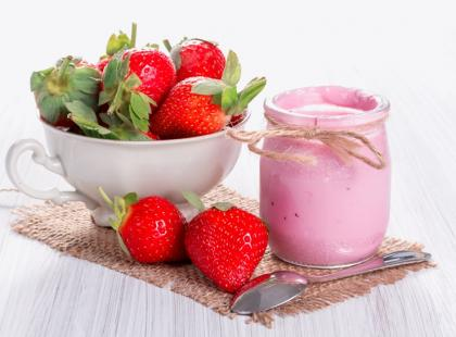 Jak wybrać zdrowy jogurt?