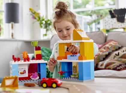 Jak wychować kreatywne dziecko?