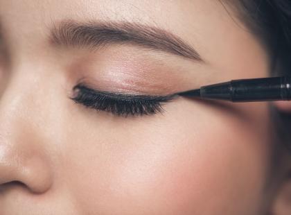 Jak wygląda makijaż permanentny oczu? Zobaczcie zdjęcie przed i po zabiegu!
