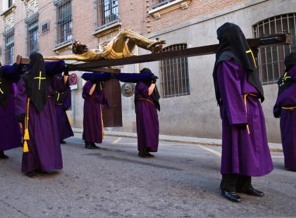 Jak wyglądają obchody Wielkiego Tygodnia w Hiszpanii?