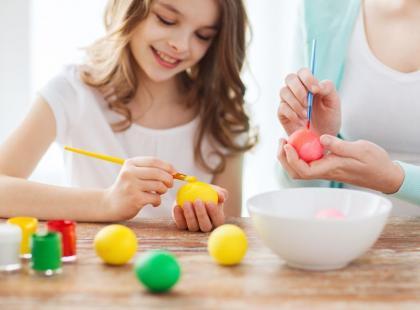 Jak wykorzystać pisanki po Wielkanocy?