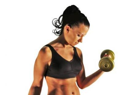 Jak wyrzeźbić mięśnie ramion?
