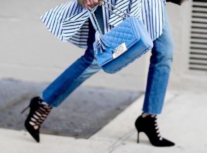 Jak wysmuklić sylwetkę bez diety i ćwiczeń? Założyć odpowiednie spodnie! Wybrałyśmy najładniejsze modele z Mango