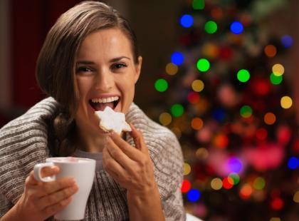 Jak wytrwać w czasie świąt na diecie?