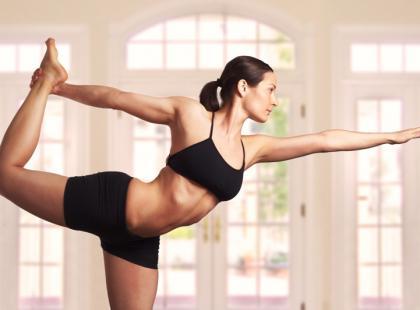 Jak wzmocnić organizm za pomocą jogi?