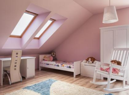 Jak z pomysłem urządzić pokój dziecka?
