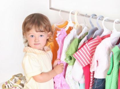 Jak zachęcić dziecko do samodzielnego ubierania się?