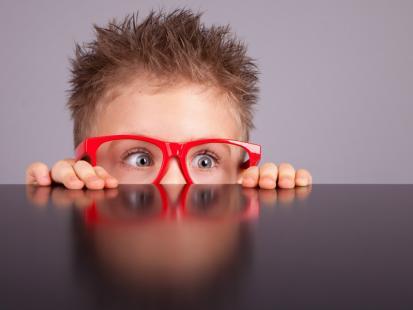 Jak zadbać o wzrok dziecka?