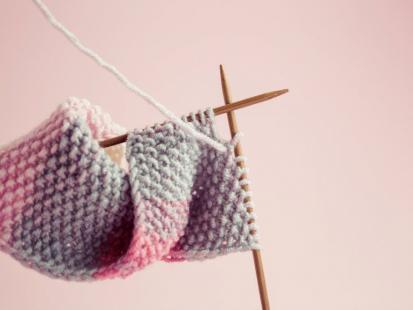 Jak zakończyć robótkę na drutach?