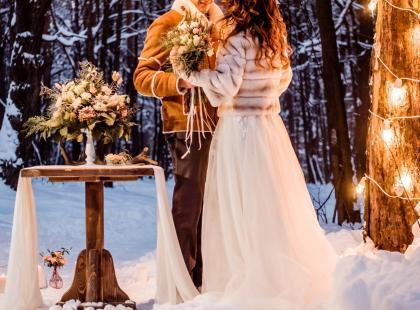 Jak zaplanować ślub w Boże Narodzenie?