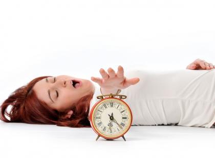 Jak zapobiec zaburzeniom snu?