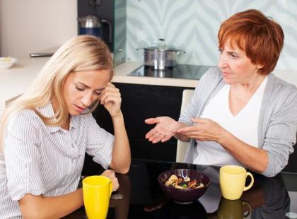 Jak zgodnie mieszkać z rodzicami?