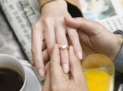 Jak zmierzyć pierścionek
